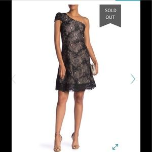ea510cc5171a66 Dress the Population Dresses | Tiffany One Shoulder Dress | Poshmark